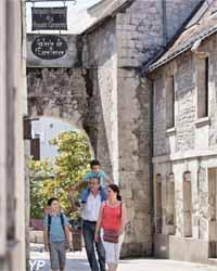 La Roche-Posay (S. Laval)