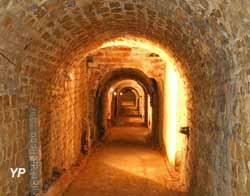 Ouvrage de Pugey (Association pour la Valorisation des Fortifications du Grand Besançon)