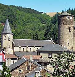 Église Notre-Dame de l'Assomption (doc. Mairie de Coupiac)