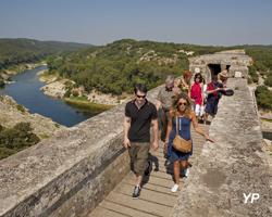 Pont du Gard (doc. Y. De Fareins)