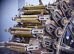 La machine à imprimer 26 couleurs (Guillaume Ledun -L'oeil à mémoires 2012)