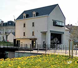 Moulin Hydronef (Ville de Longué-Jumelles)
