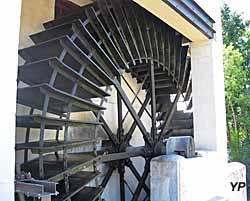 Moulin Hydronef - roue Sagebien