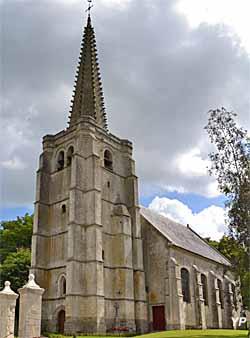 Église Saint-Georges (Mairie d'Hermaville)