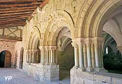 Abbaye de Flaran - salle capitulaire (Conservation départementale du Patrimoine et des Musées du Gers)