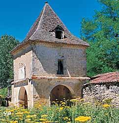 Abbaye de Flaran - pigeonnier
