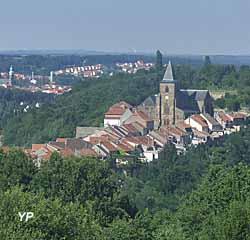 Visite du vieux Hombourg (Office de tourisme de la communauté de communes de Freyming-Merlebach)