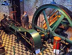 Salle MAV (Musée Vivant de l'énergie)