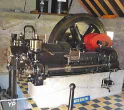 Moteur Duvant 1934
