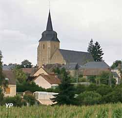 Église Saint-Martin (Mairie de Lamnay)