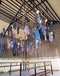 Centre Historique Minier de Lewarde- la salle des pendus