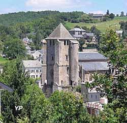Église (doc. Mairie de Cassagnes)