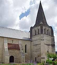 Église Notre-Dame (Mairie d'Ecueillé)