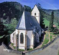 Eglise de Saint-Pierre sur l'Hate (Pays d'Art et d'Histoire du Val d'Argent)