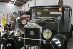 Information touristique de Bellenaves (Musée Automobile de Bellenaves)