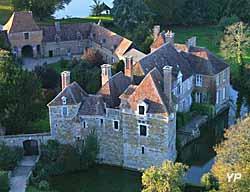 Château du Blanc-Buisson (doc. ASPROB)