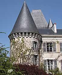 Château d'Argy -aile XIXe