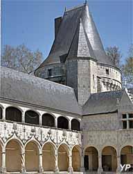 Château d'Argy -galerie Renaissance
