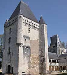 Château d'Argy -donjon