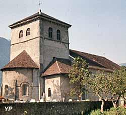 Eglise Saint-Jean-Baptiste de Viuz-Faverges (seconde moitié du XIIe s) (Musée Archéologique de Viuz-Faverges)