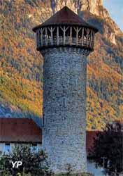 Tour du Château de Faverges (Robert Jeantet - Amis de Viuz-Faverges)