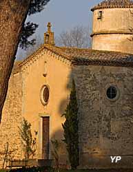 Château de Pennautier - chapelle