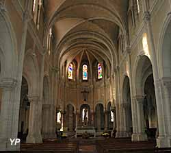 Église Sainte-Marie Madeleine - nef