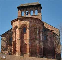 Eglise de Perse (doc. Mairie d'Espalion)