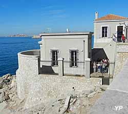 Marégraphe de Marseille (IGN)