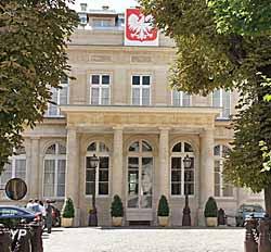 Hôtel de Monaco - résidence de l'Ambassadeur de Pologne (A Slosarska ATDI)
