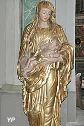 Vierge au popon (André Gilardi)