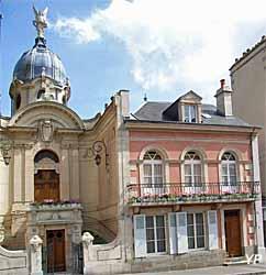 Maison Famille Martin - maison rue Saint Blaise (Diocèse de Séez)