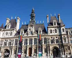 Hôtel de ville de Paris (Yalta Production)