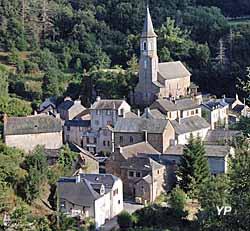 Musée du charroi rural et de l'artisanat traditionnel - Église Saint-Firmin (doc. Musée du charroi)