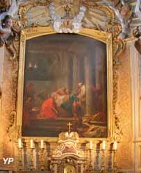 Cathédrale Notre-Dame du Puy - chapelle du Saint Sacrement