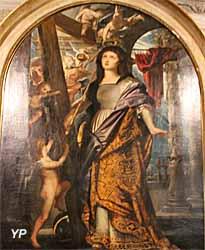Cathédrale Notre-Dame du Puy - sainte Hélène (Rubens)