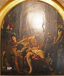 Cathédrale Notre-Dame du Puy - le Couronnement d'épines (Rubens)