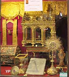 Cathédrale Notre-Dame du Puy - trésor