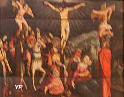 Cathédrale Notre-Dame et Saint-Thyrse - la Crucifixion