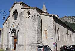 Cathédrale Notre-Dame et Saint-Thyrse (Yalta Production)