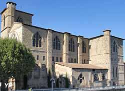 Collégiale Saint-Barnard (Yalta Production)