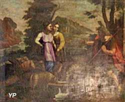 Jacob rencontre Léa et Rachel