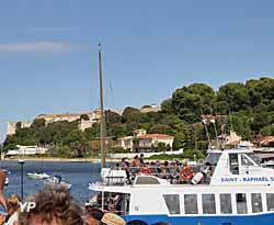 Îles de Lérins - Île Sainte Marguerite (Yalta Production)