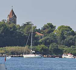 Abbaye de Lerins - Ile Saint-Honorat