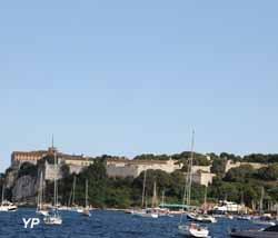Îles de Lérins - Île Sainte Marguerite