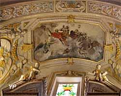 Chapelle des Quatre saints Couronnés