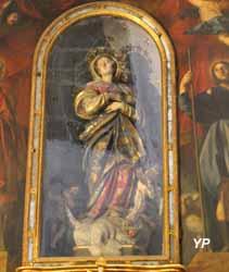 Chapelle de sainte Rosalie et de la Vierge