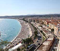 La Baie des Anges à Nice (doc. Yalta Production)