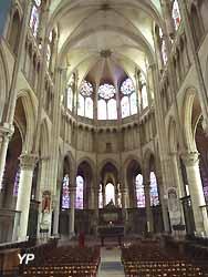 choeur de la cathédrale Saint-Etienne