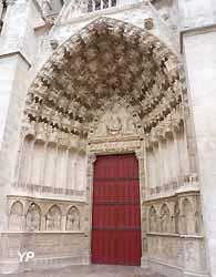 portail du Jugement dernier de la cathédrale Saint-Etienne